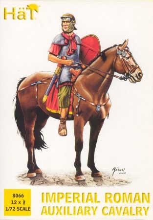 Ancient Imperial Roman Auxiliary Cavalry