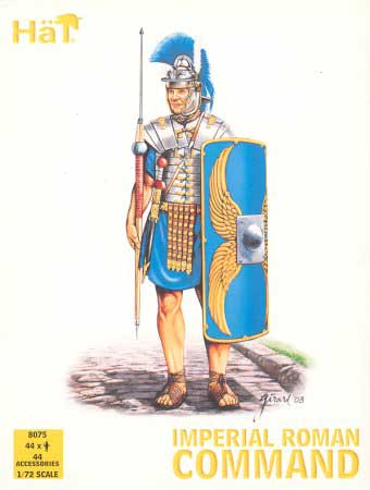 Ancient Imperial Roman Command & Accessories