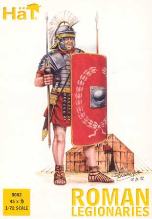 Ancient Imperial Roman Legionaries
