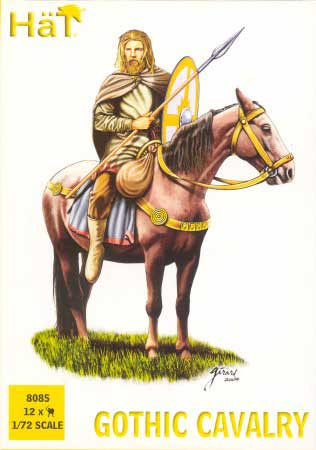 Ancient Gothic Cavalry