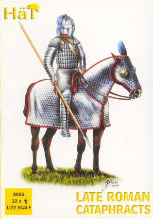 Ancient Late Roman Cataphracts