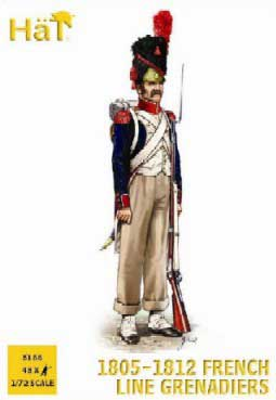 Napoleonic French Line Grenadiers