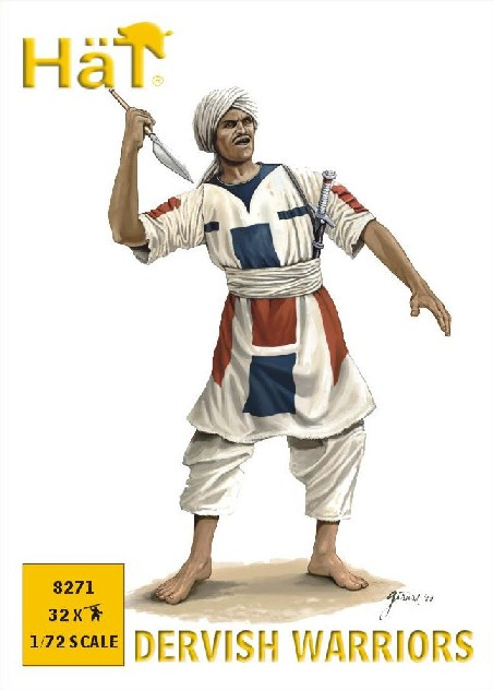 Colonial Wars Dervish Warriors
