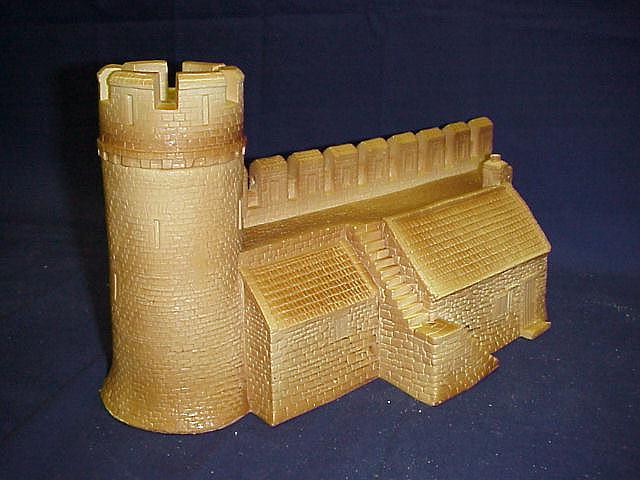 Castle Stair Building Wall Expansion Piece