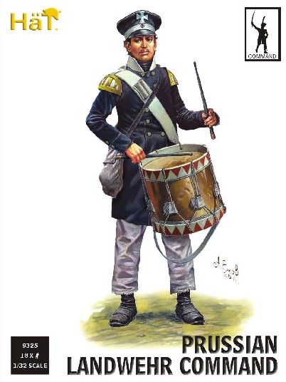Napoleonic Prussian Landwehr Command (18)