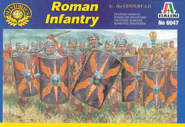 Ancient Roman Infantry Caesars Wars