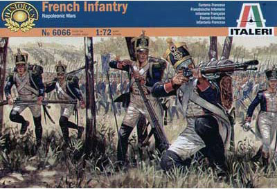 Napoleonic French Infantry