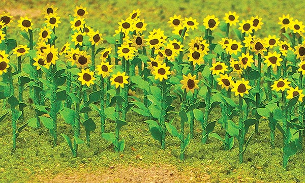 Sunflowers - Small (16 per pgk)