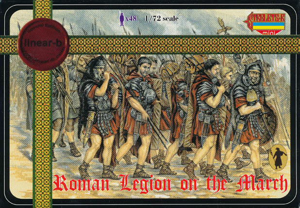 Roman Legion on the March