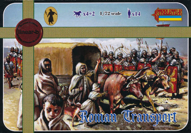 OOP>>ONLY 2 SETS LEFT Roman Transport 1