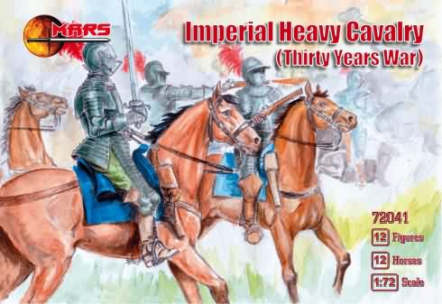 Thirty Years War Imperial Heavy Cavalry