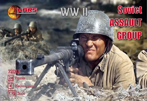 Soviet Assault Group