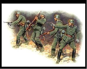 German Infantry in Action, Eastern Front 1941-42