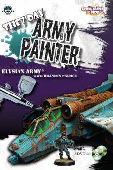 The 7 Day Army Painter with Brandon Palmer - Elysian Dropship Troopers