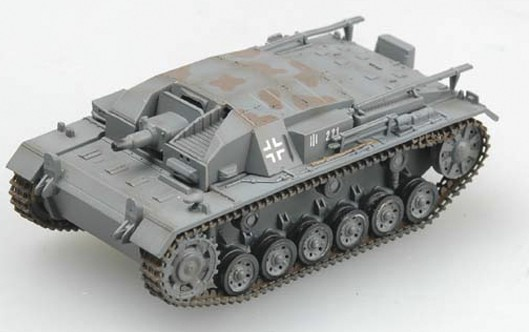 WWII German StuG III Ausf B Tank Abt226 Operation Barbarossa 1941