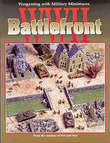 Battlefront WWII- Wargaming with Military Miniatures