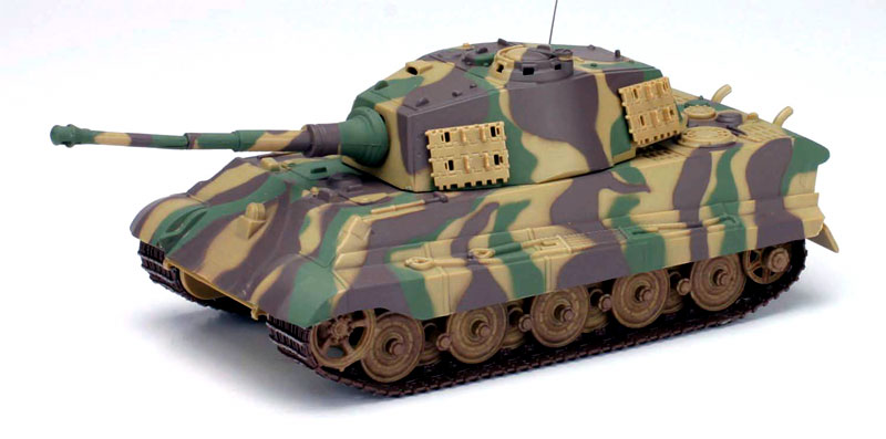 King Tiger Tank; Battery Operated Model Kit
