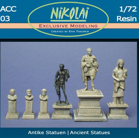 Accessories- Ancient Statues