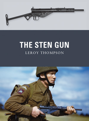 Osprey Weapon: The Sten Gun