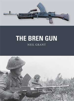 Osprey Weapon: The Bren Gun