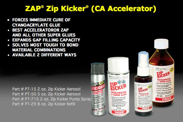 Zip Kicker 8 oz. Refill