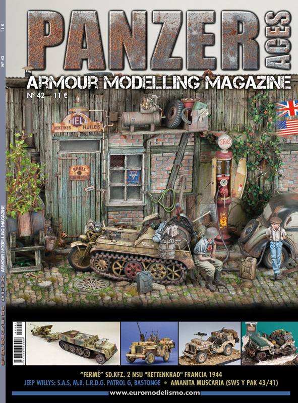 Panzer Aces Magazine Issue 42