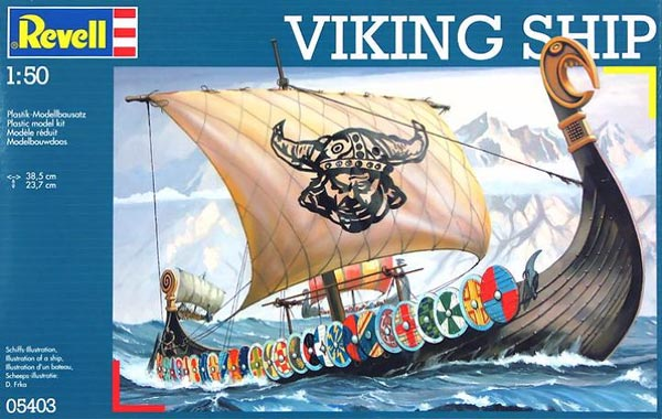 Viking Ship Perfect for 28mm Saga!