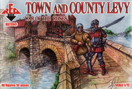 War of the Roses 2 - Town & County Levy