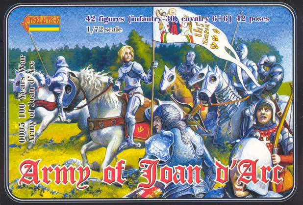 Strelets R - Army of Joan of Arc