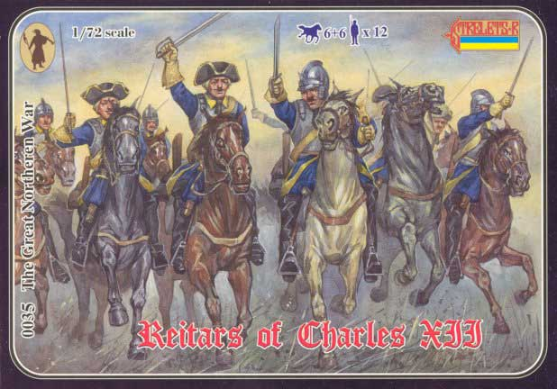 Strelets R - Reitars of Charles XII
