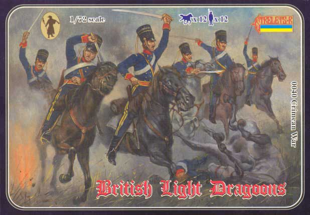 Strelets R - British Light Dragoons