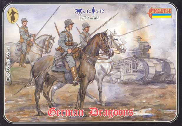 Strelets R - German Dragoons