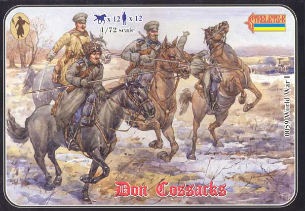 Strelets R - Don Cossacks