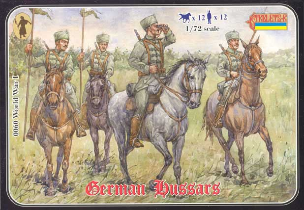 Strelets R - German Hussars