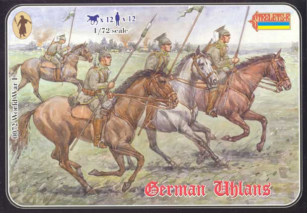 Strelets R -German Uhlans