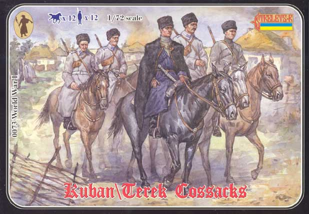 Strelets R -Kuban/Terek Cossacks