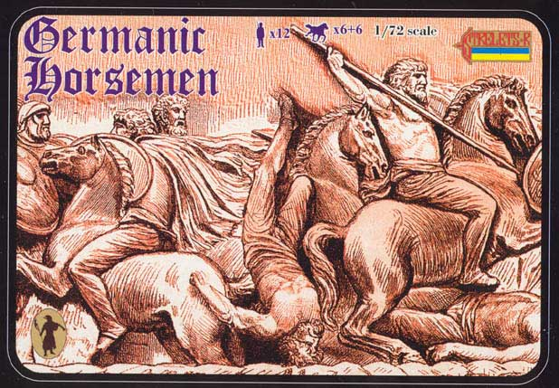 Strelets R -Germanic Horsemen