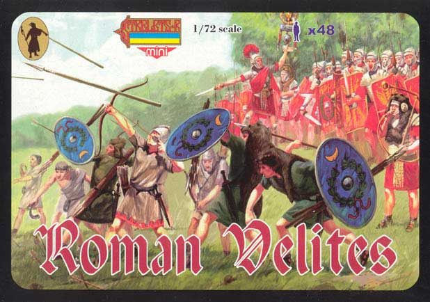 Strelets Mini -Roman Velites (Reissue)