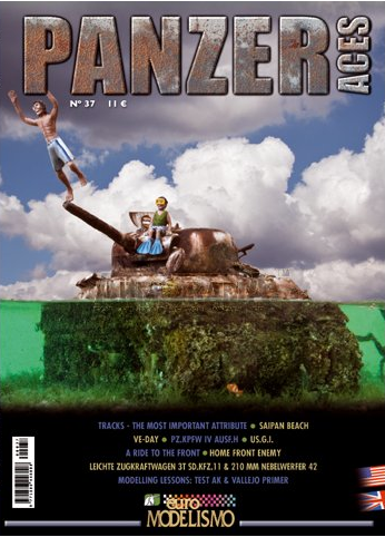 Armor Models-Panzer Aces Issue 37