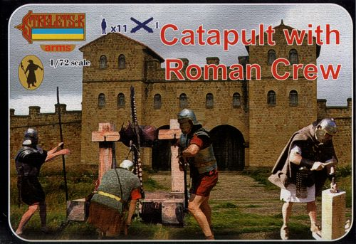 Strelets Arms - Catapult with Roman Crew