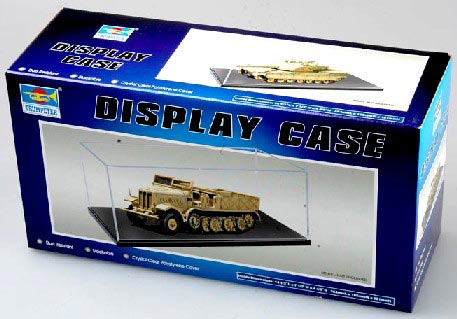 Display Case- 14.25 L x 7.25 W x 4.75 H