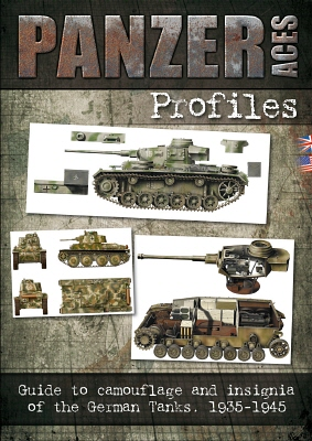 Panzer Aces Profiles I German Tanks 1935-1945