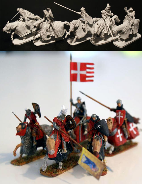 Crusader Cavalry No.2