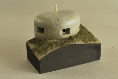 World War II MG Cupola, Atlantic Wall