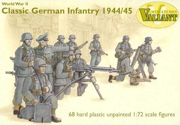 German Infantry 1944-45