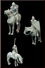 Russian Medieval Cavalry Set 3