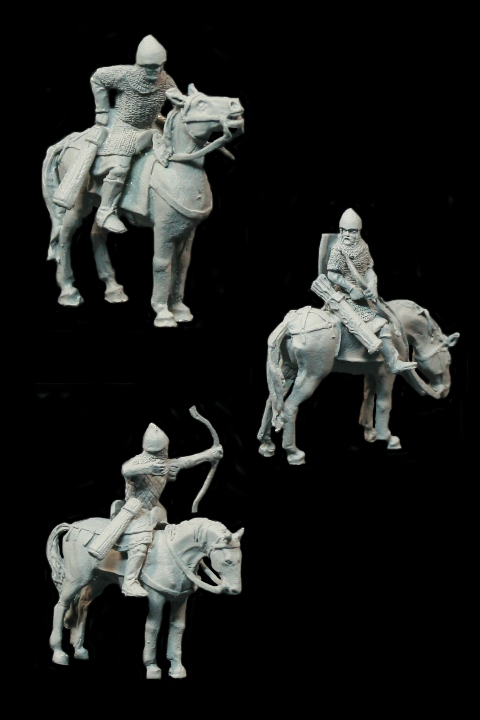Russian Medieval Cavalry Set 2