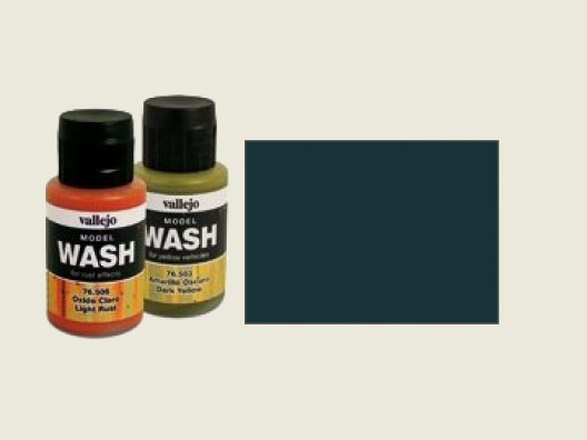 Vallejo Model Wash: Olive Green 35ml Bottle