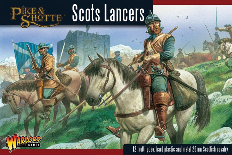 English Civil War: Scots Lancers (12)