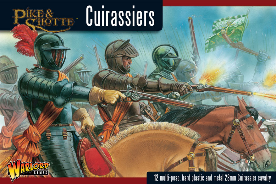English Civil War: Cuirassiers (12)